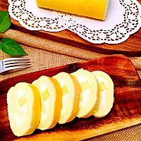 奶油菠萝蛋糕卷的做法图解19