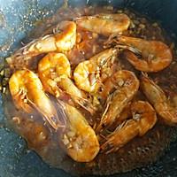 黄油茄汁大虾#快手又营养,我家的冬日必备菜品#的做法图解9