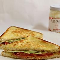火腿三明治的做法图解10