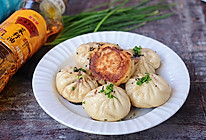 灌汤生煎包#金龙鱼外婆乡小榨菜籽油 最强家乡菜#的做法