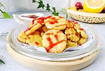 自制烤箱版麦乐鸡块!非油炸更健康!的做法