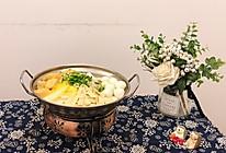 白菜粉丝煲的做法