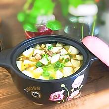 #快手又营养,我家的冬日必备菜品#羊肉萝卜汤