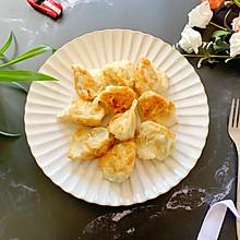 #肉食者联盟#快手煎水饺
