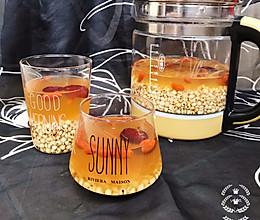 枸杞薏米茶-养肝明目,利水祛湿的做法