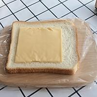 元气早餐:小熊三明治的做法图解2
