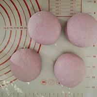 波兰种紫薯软欧的做法图解9