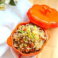 土豆牛肉胡萝卜焖饭#铁釜烧饭就是香#的做法图解13