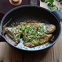 #精品菜谱挑战赛# 红烧鲳鱼的做法图解7