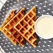 十分钟轻松搞定美味早餐-华夫饼(松饼粉版)