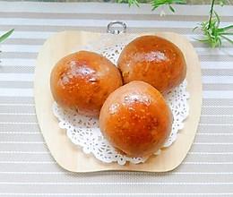 可可甜面包的做法