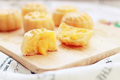 流心奶黄月饼(15个50g)