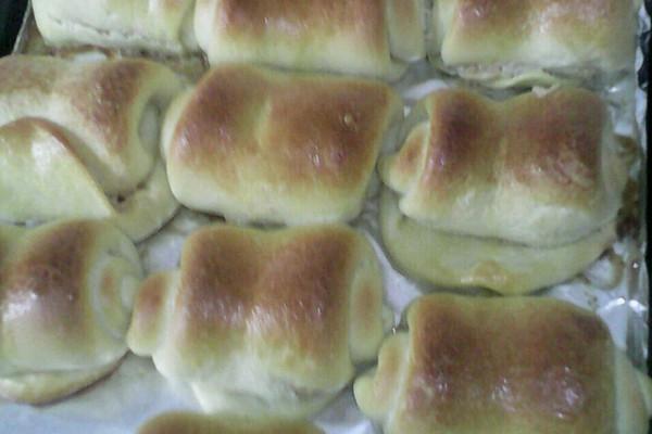 香甜小面包的做法