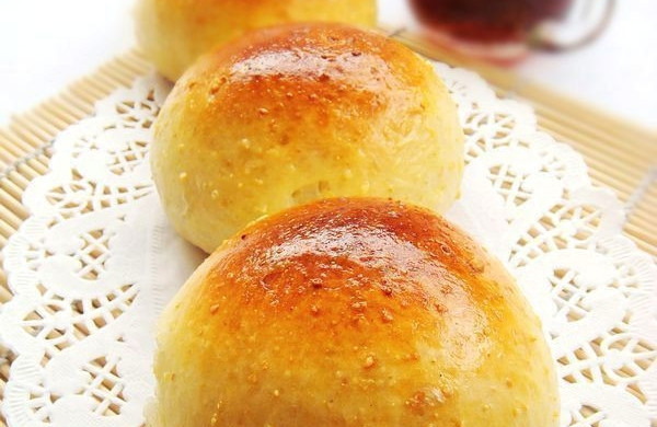 香香果仁面包