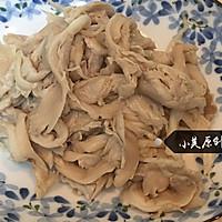 香辣干锅平菇的做法图解2