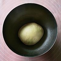 肉松面包的做法图解3