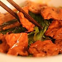 水煮肉片:辣椒的盛宴的做法图解12