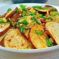 拌素捆鸡|组长教你做湘菜的做法图解4