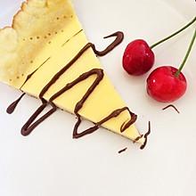 诱人甜点- 免烤 平底锅 芝士蛋糕
