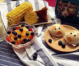 低脂减肥营养早餐4的做法