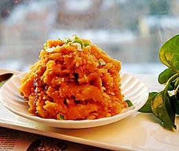 #换着花样吃早餐#土豆泥饭包的做法