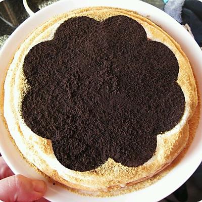 奥利奥口味电饭煲蛋糕(无需烤箱)