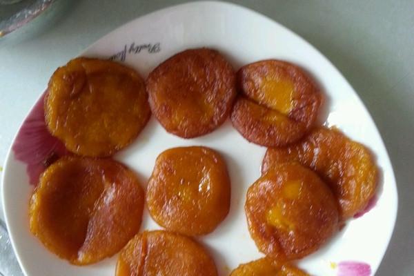家常南瓜饼的做法