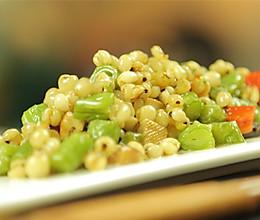 薏豆纤体小炒#炎夏消暑就吃「它」#的做法