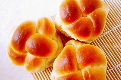 花式绣球面包