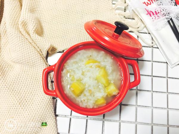 藜麦白薯粥的做法