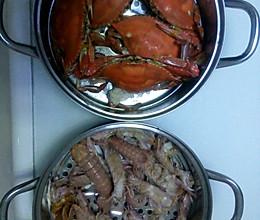 海鲜餐的做法
