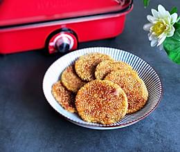 甜糯红薯饼的做法