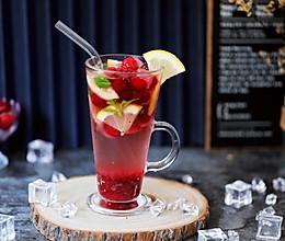#轻饮蔓生活#蔓越莓绿茶的做法