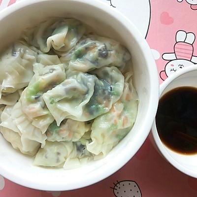 幸福素食·素饺子