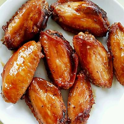 新奥尔良烤翅(含腌料配方版)