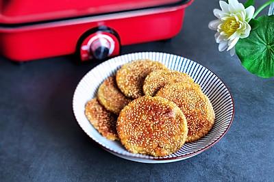 甜糯红薯饼