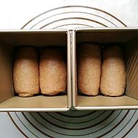 全麦土司面包的做法图解10