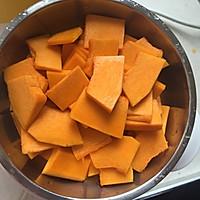 南瓜松饼的做法图解1