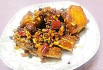 香煎干鱼块的做法