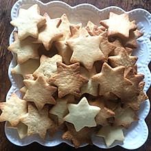 来自星星的你之奶油奶酪饼干