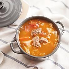 酸甜开胃的上海罗宋汤