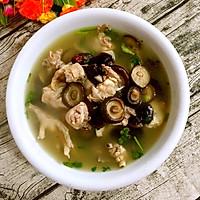 香菇红枣炖鸡汤的做法图解11