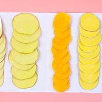 健康低卡果蔬脆片!的做法图解2