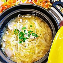 东北人的情节—大骨头炖酸菜