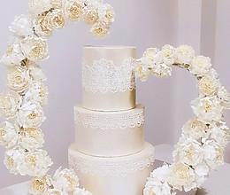 白色婚礼的做法