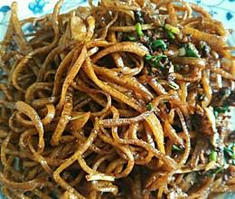 红油豆腐丝的做法