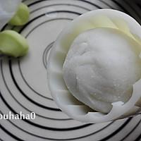 彩色冰皮月饼的做法图解7