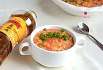 西红柿鸡蛋疙瘩汤#舌尖上的外婆香#的做法