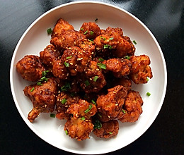 韩式炸鸡-看星星思密达的做法