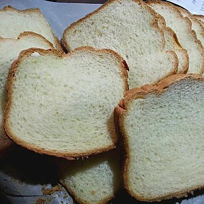 面包机版超软吐司